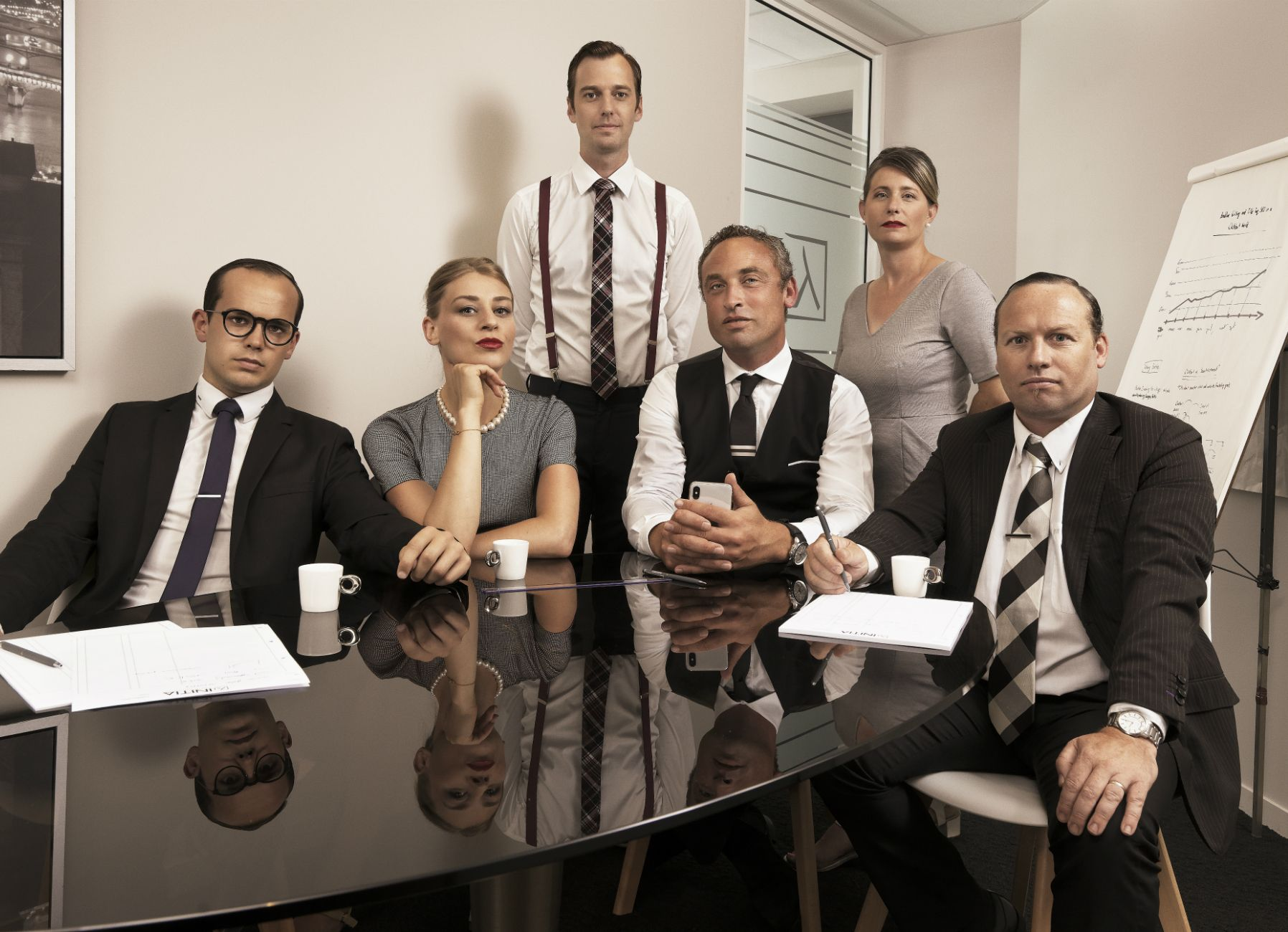 Equipe Groupe INITIA