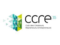 Logo CCRE 35 Club des Créateurs Repreneurs Entrepreneurs