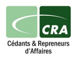 Logo CRA Cédants & Repreneurs d'Affaires