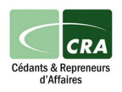 Logo CRA Cédants & Repreneurs d'Affaires