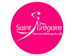 Logo Saint-Grégoire Rennes Métropole Handball Club